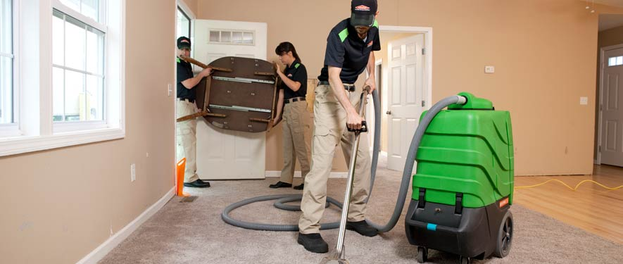 Brentwood, CA residential restoration cleaning